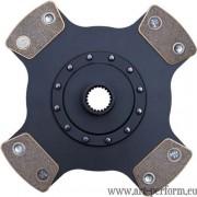 Диск сцепления (Mazda-228-22)